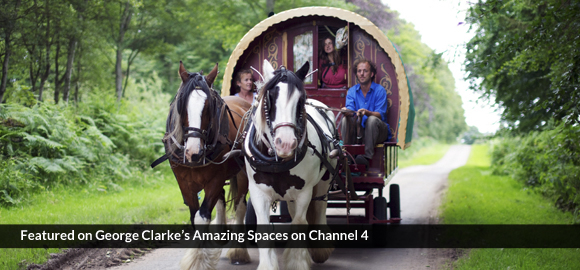 wanderlusts on george clarkes amazing spaces