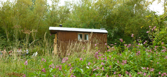 Otter Camp, Great Farm, Cotswolds