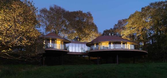 Chewton Glen Treehouse Studio Suite | Hampshire | Canopy