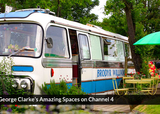 Majestic Bus - featured on George Clarke's Amazing Spaces