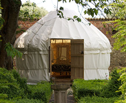 Arreton Manor Yurt