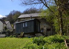 Streamcombe Farm Shepherd's Hut