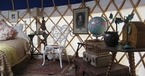 Yarlington Yurt, Somerset