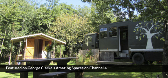 Matilda from George Clarke's Amazing Spaces