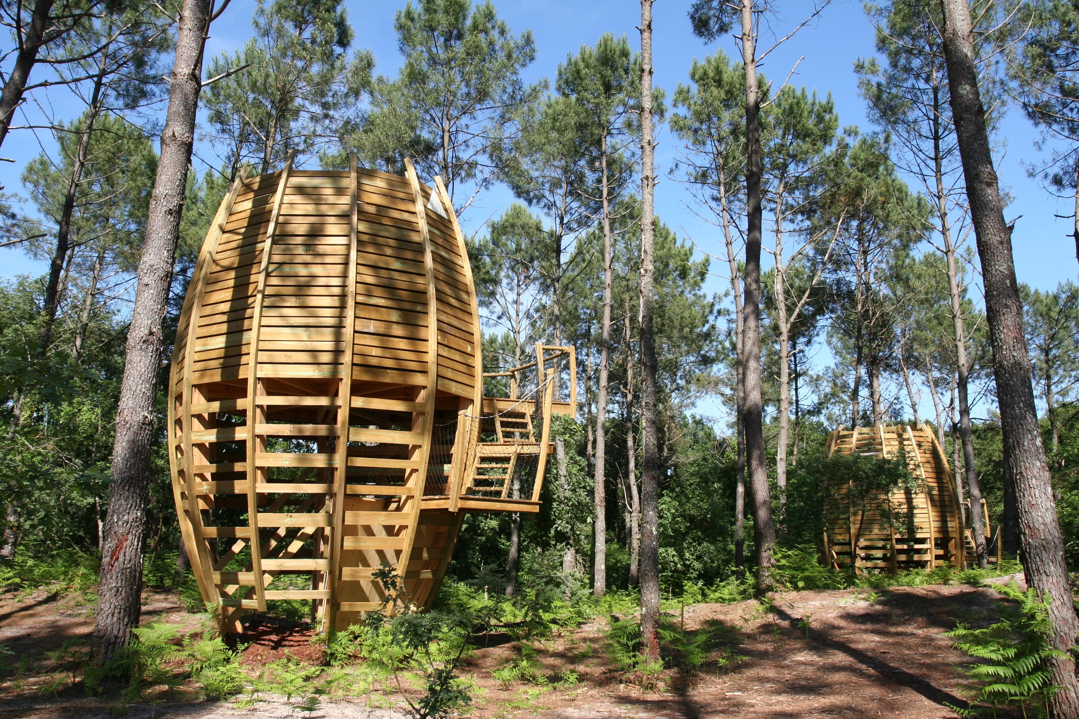 Star Treehouse Canopy Amp Stars