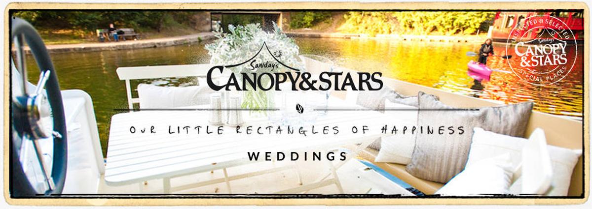 Wedding Gift Card Uk : Wedding Gift card Canopy & Stars
