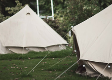 Tent Four at Ballyvolane