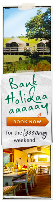Bank Holiday - BOOK NOW for the long weekend