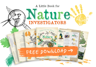 Four fun packs full of amazing facts, outdoor games, puzzles and jokes! Includes the Nature Investigators Passport.
