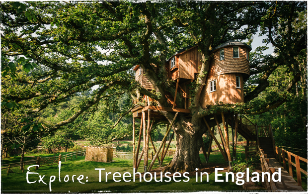 Treehouse Holidays In The Uk France Portugal Italy
