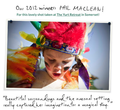 The Winner of our 2012 competition